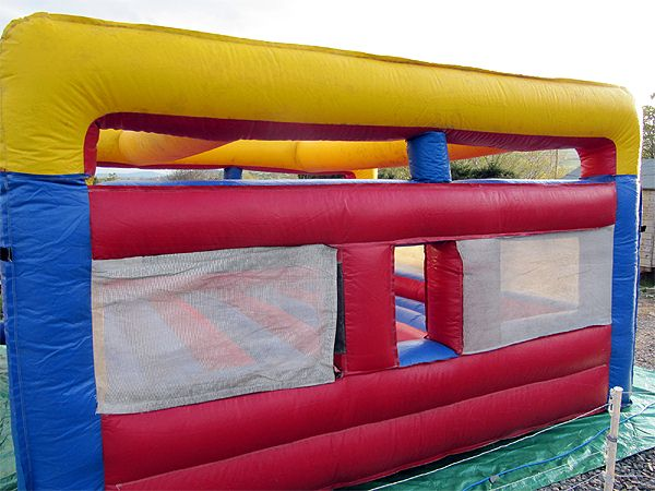 Bouncy Boxing Ring Castle